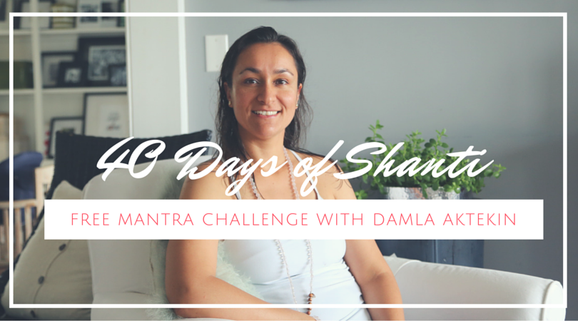40 Days of Shanti_122915