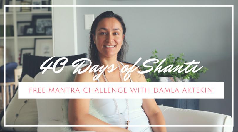 40 Days of Shanti_122915